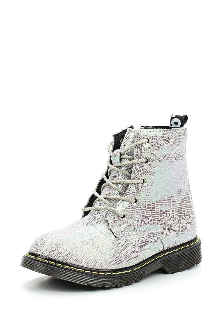 Ботинки для девочек CROSBY 278554/01-01