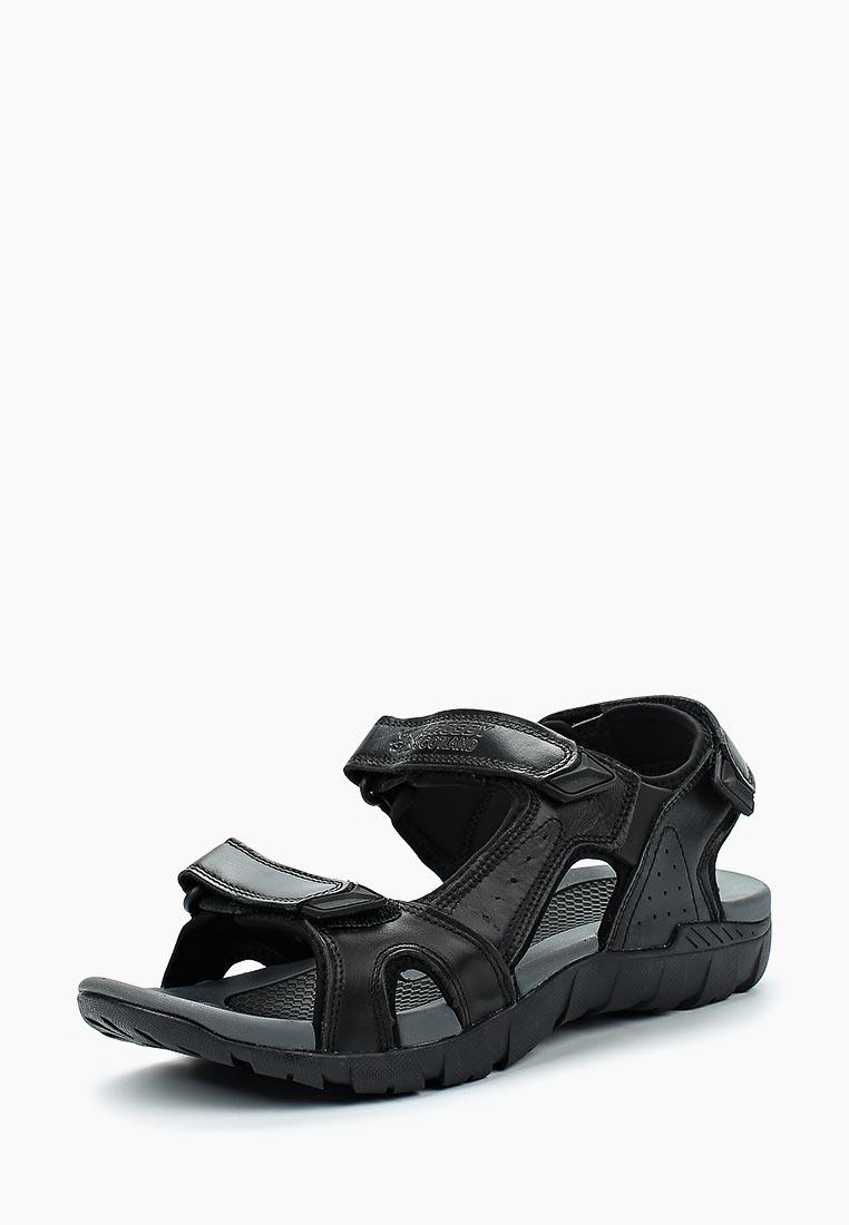 Мужские сандалии CROSBY 487152/01-01