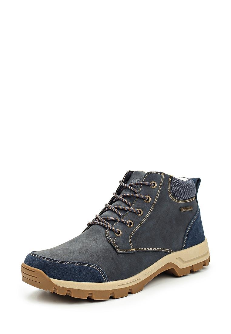 Мужские ботинки CROSBY 478021/02-01