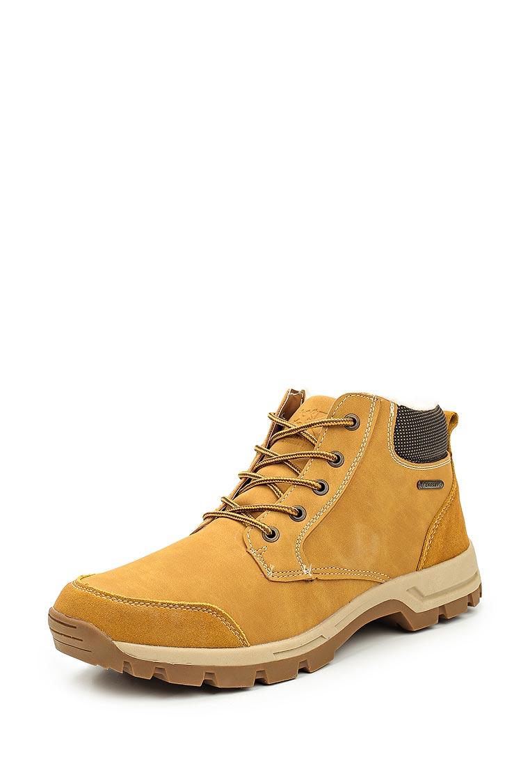 Мужские ботинки CROSBY 478021/02-03