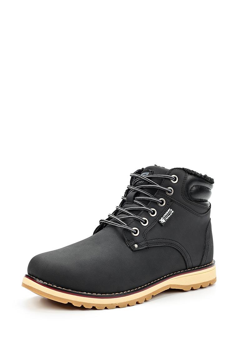 Мужские ботинки CROSBY 478049/01-01