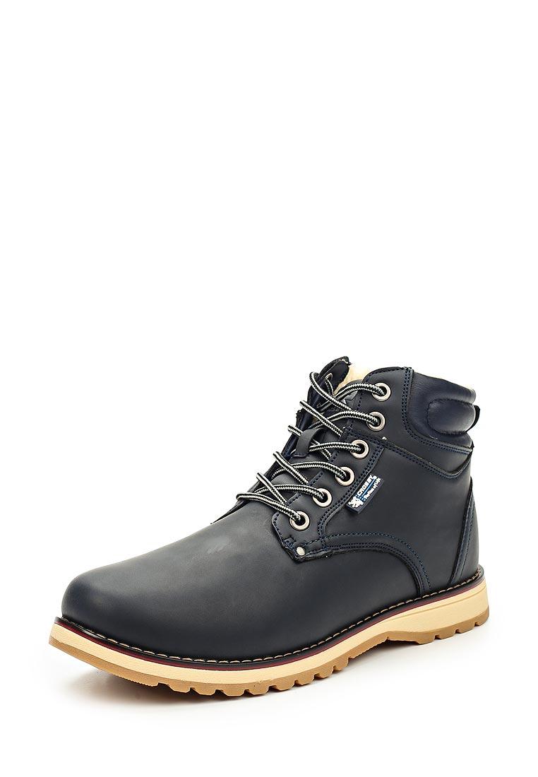 Мужские ботинки CROSBY 478049/01-02