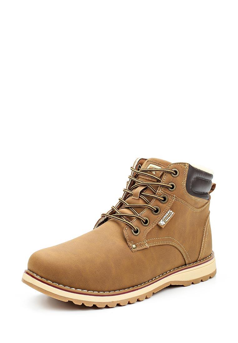 Мужские ботинки CROSBY 478049/01-03