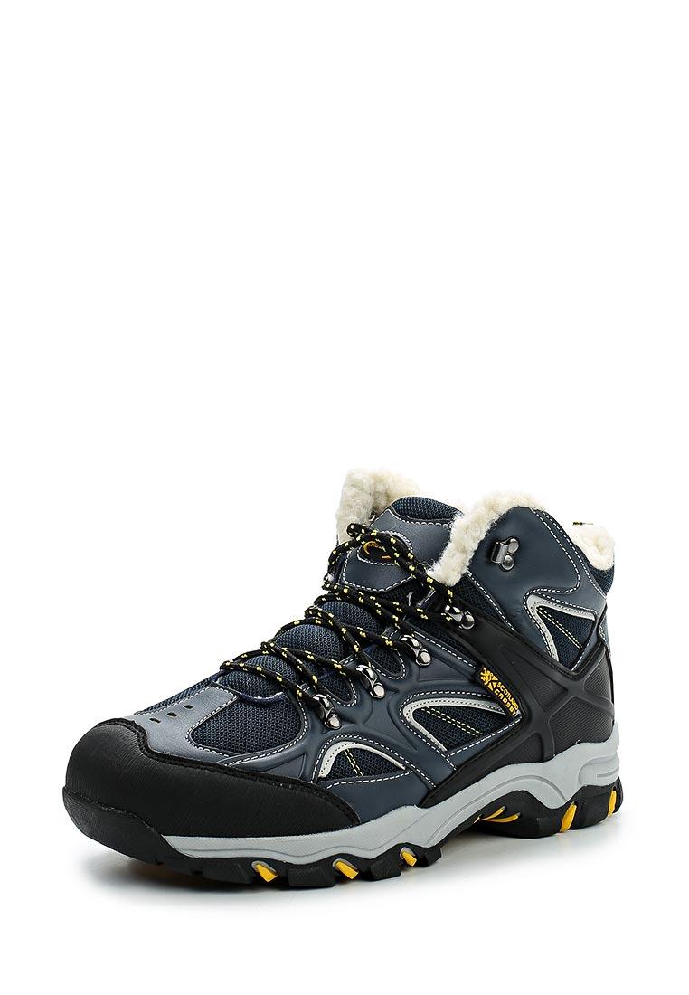 Спортивные мужские ботинки CROSBY 478076/04-01