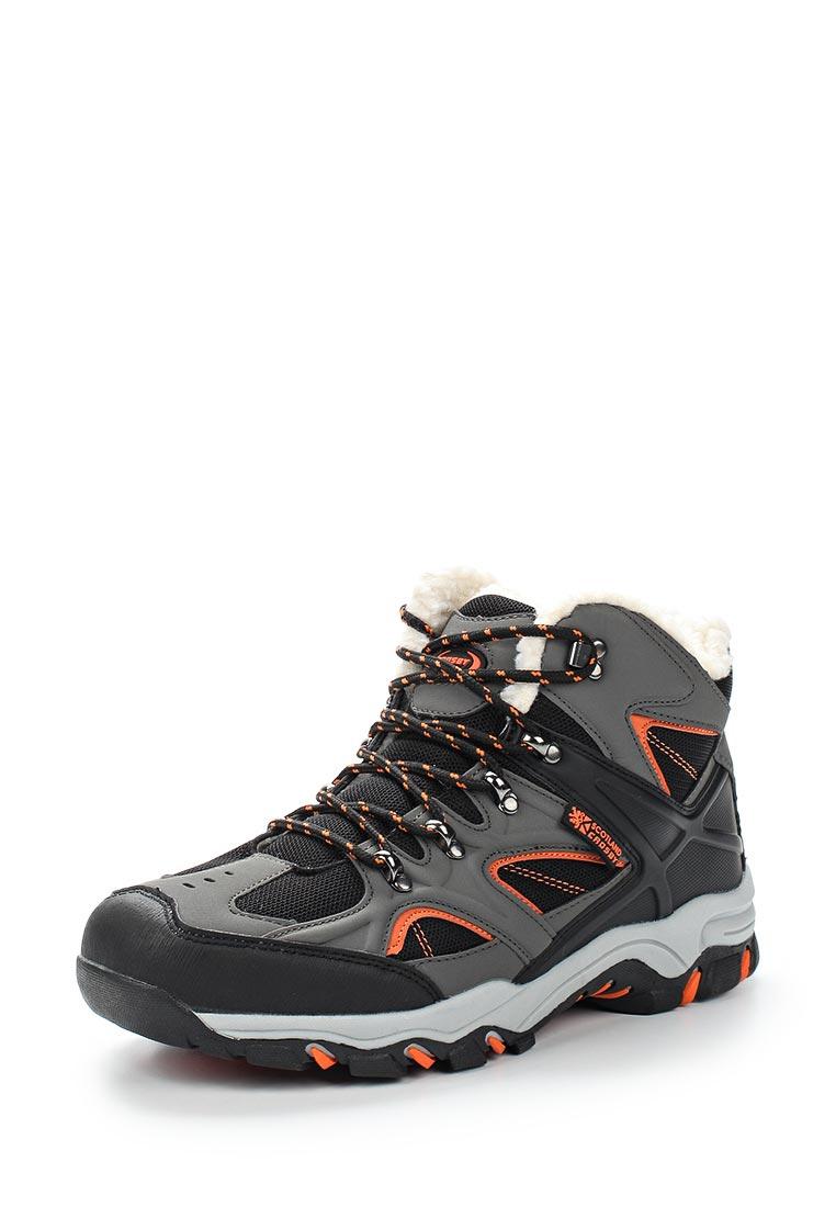 Спортивные мужские ботинки CROSBY 478076/04-02