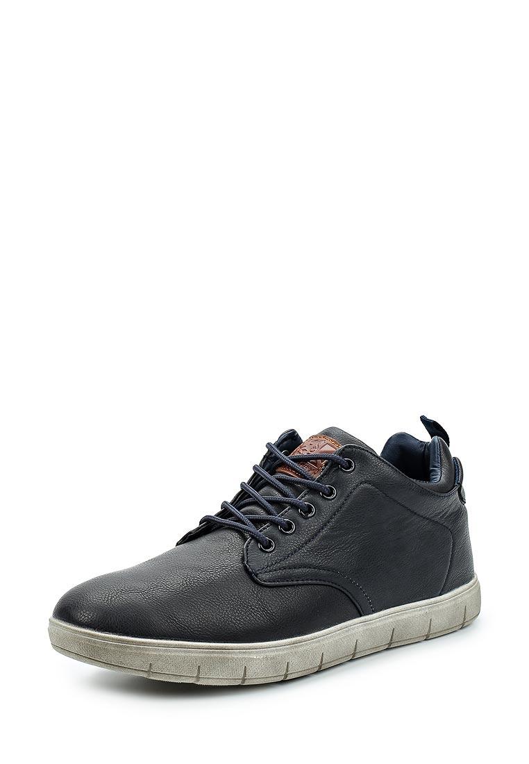 Мужские ботинки CROSBY 478131/02-03