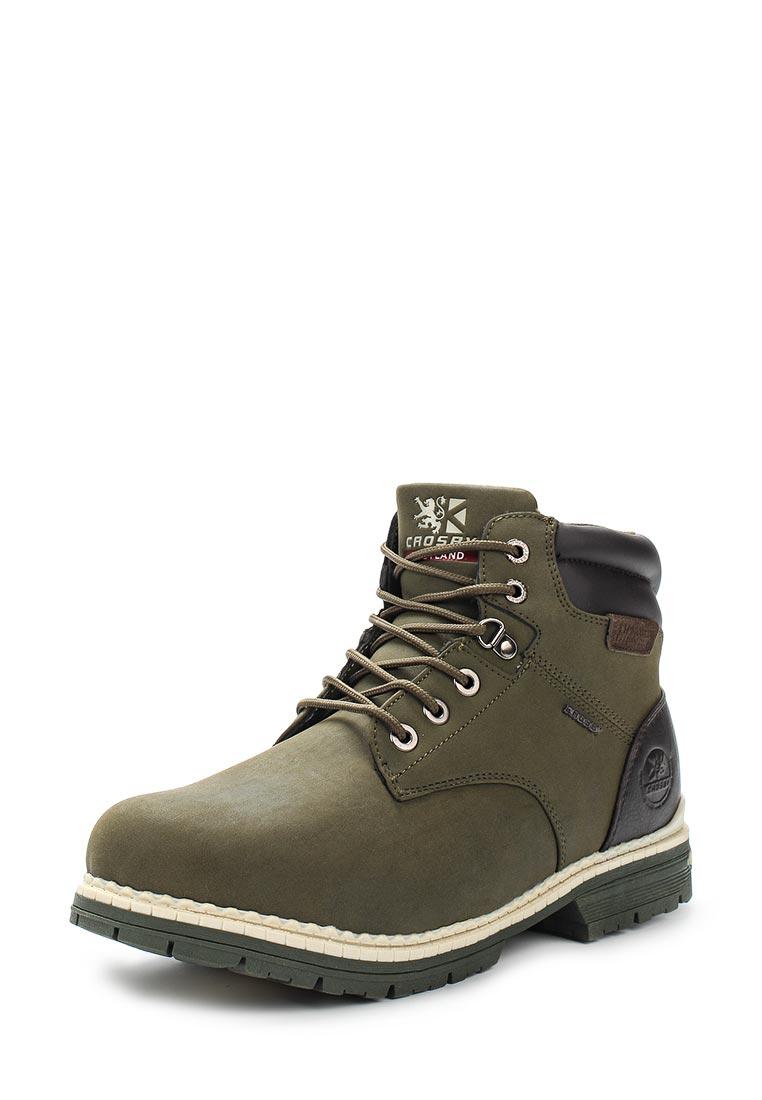 Мужские ботинки CROSBY 478151/02-03