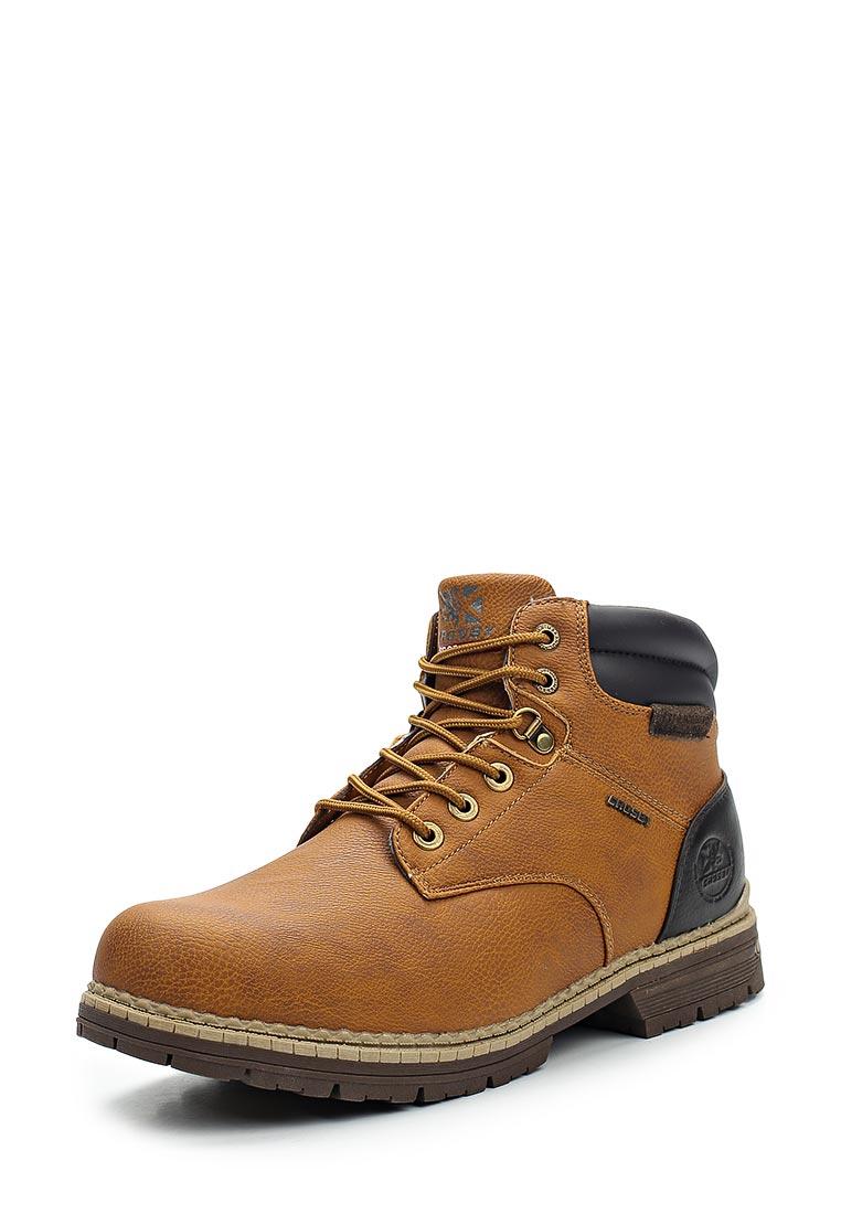 Мужские ботинки CROSBY 478151/02-05