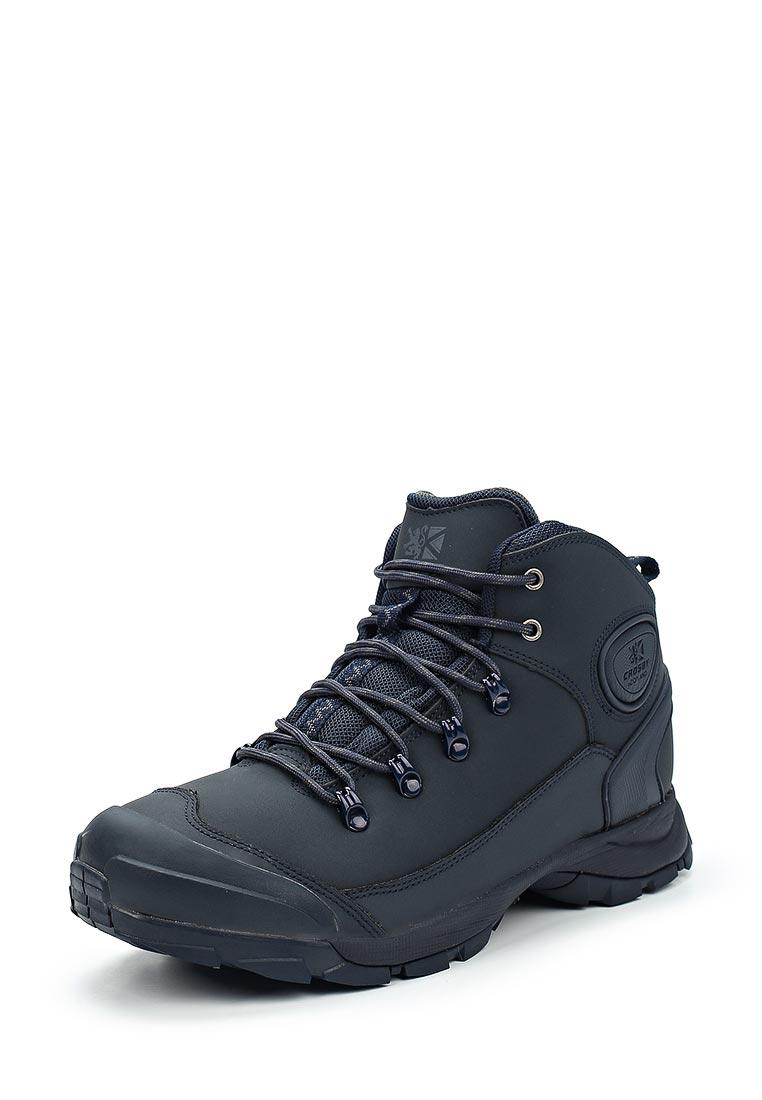 Спортивные мужские ботинки CROSBY 478164/01-02