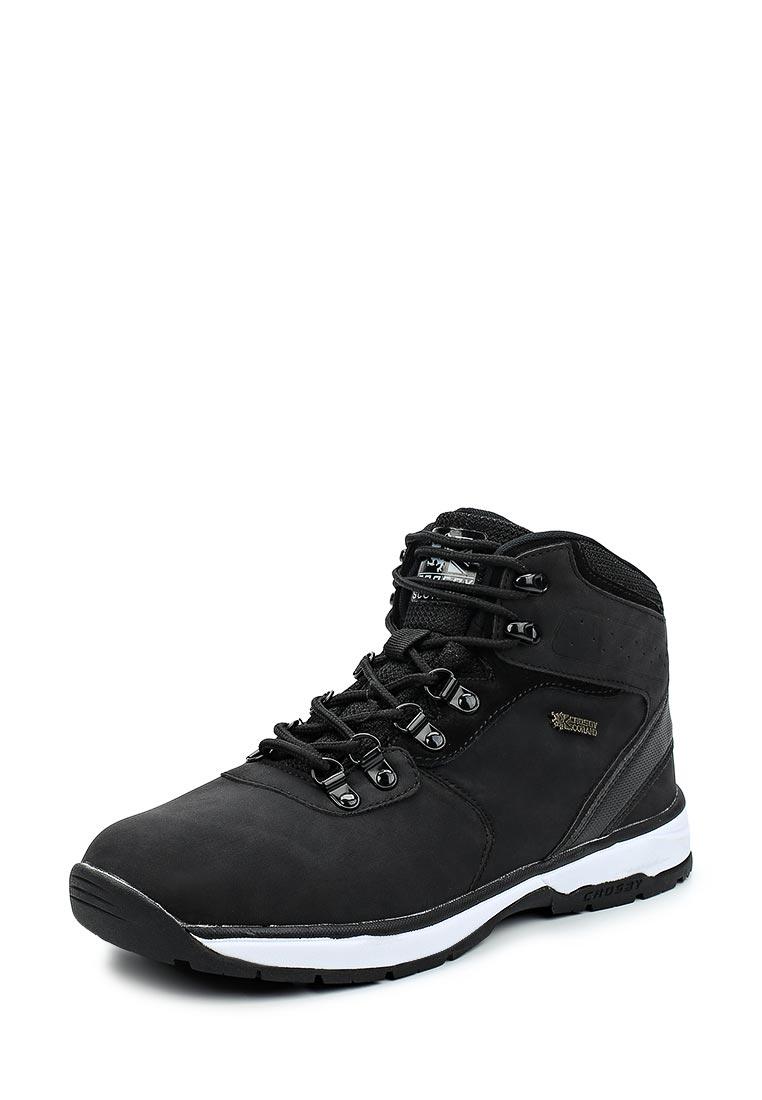 Мужские ботинки CROSBY 478167/01-02