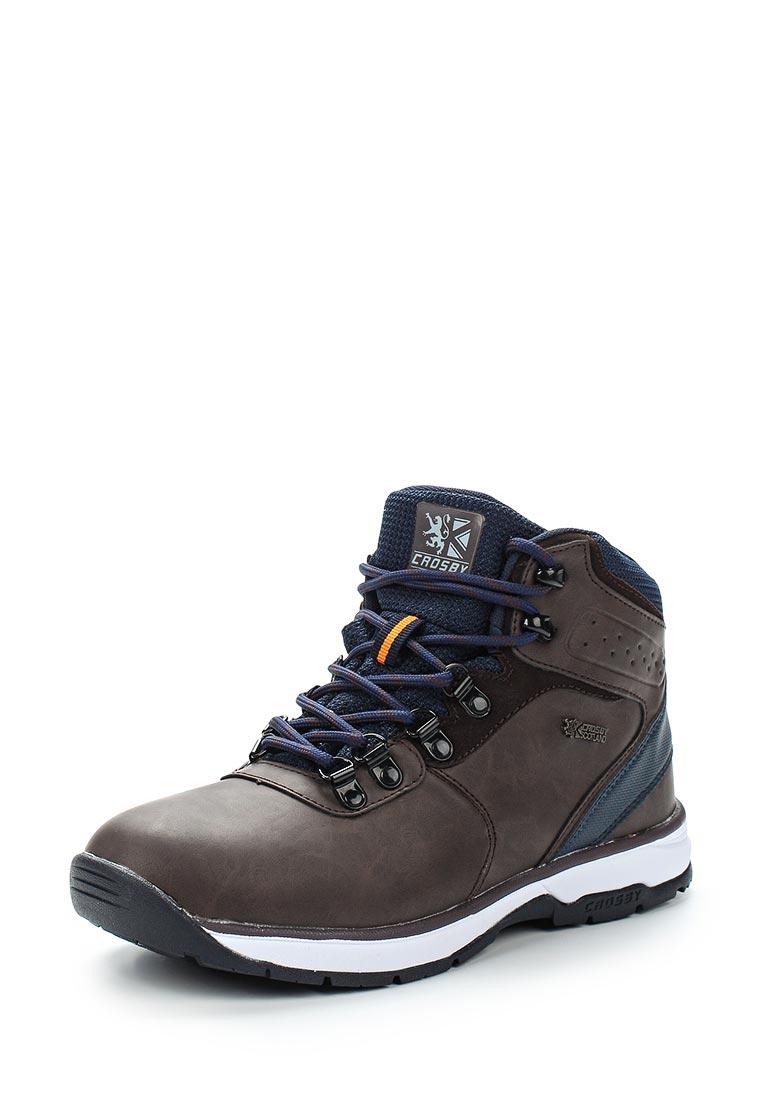 Мужские ботинки CROSBY 478167/01-03