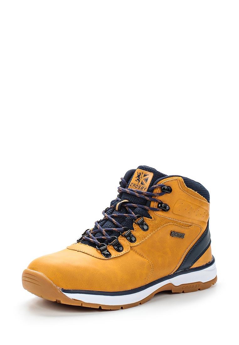 Мужские ботинки CROSBY 478167/01-04