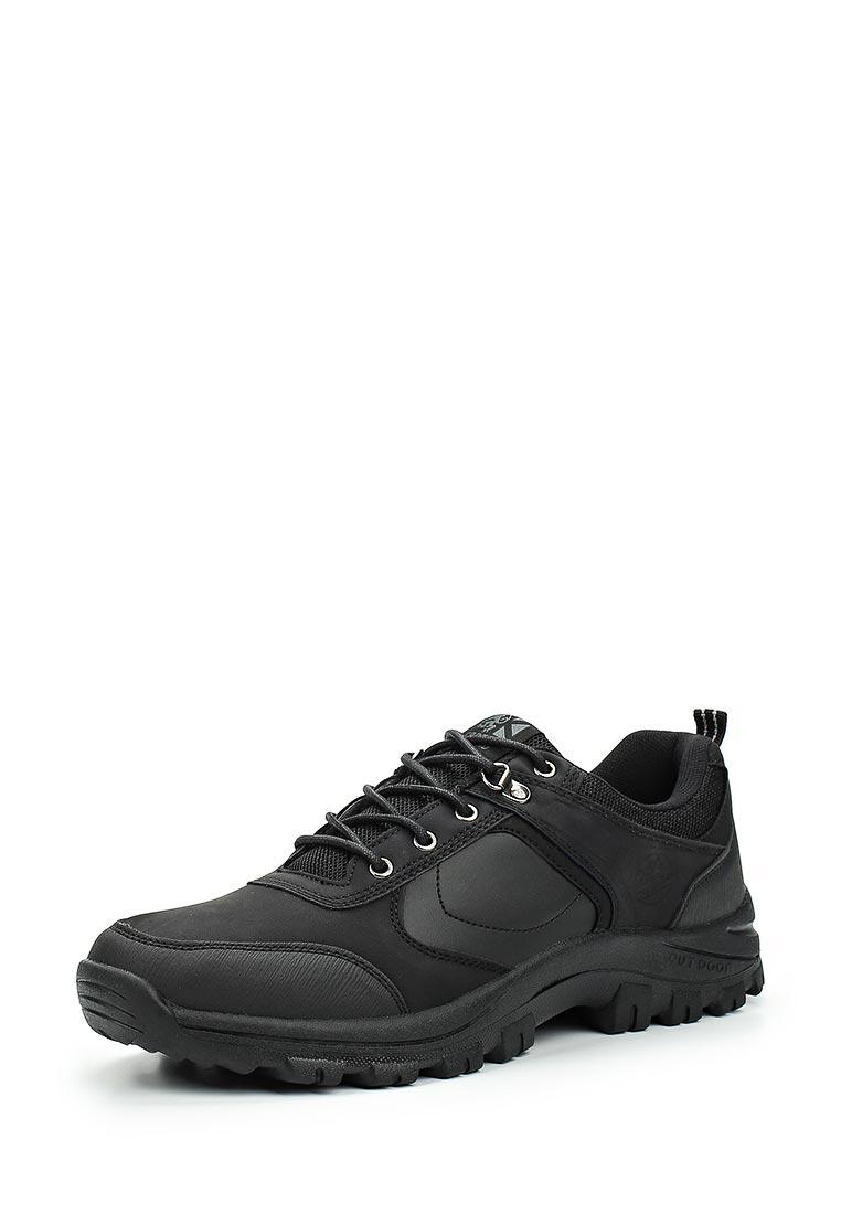 Мужские ботинки CROSBY 478190/02-01