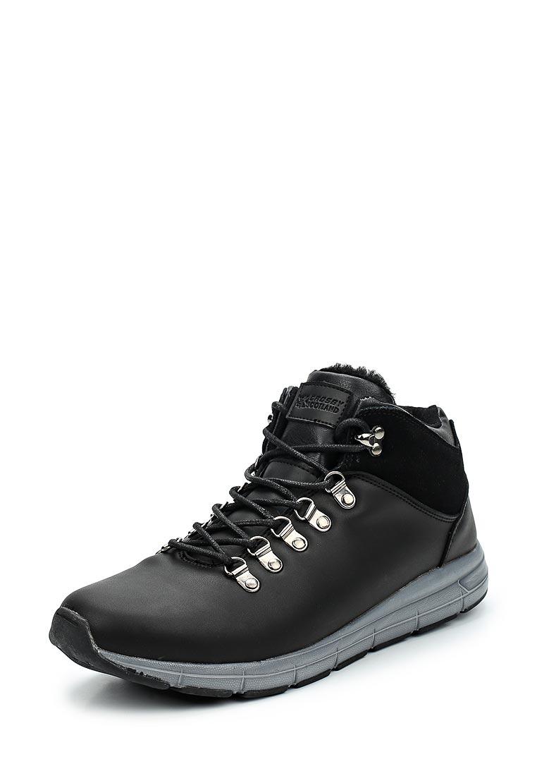 Спортивные мужские ботинки CROSBY 478192/01-01