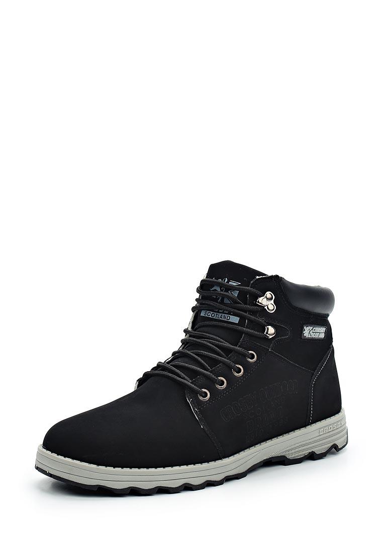 Мужские ботинки CROSBY 478201/01-02