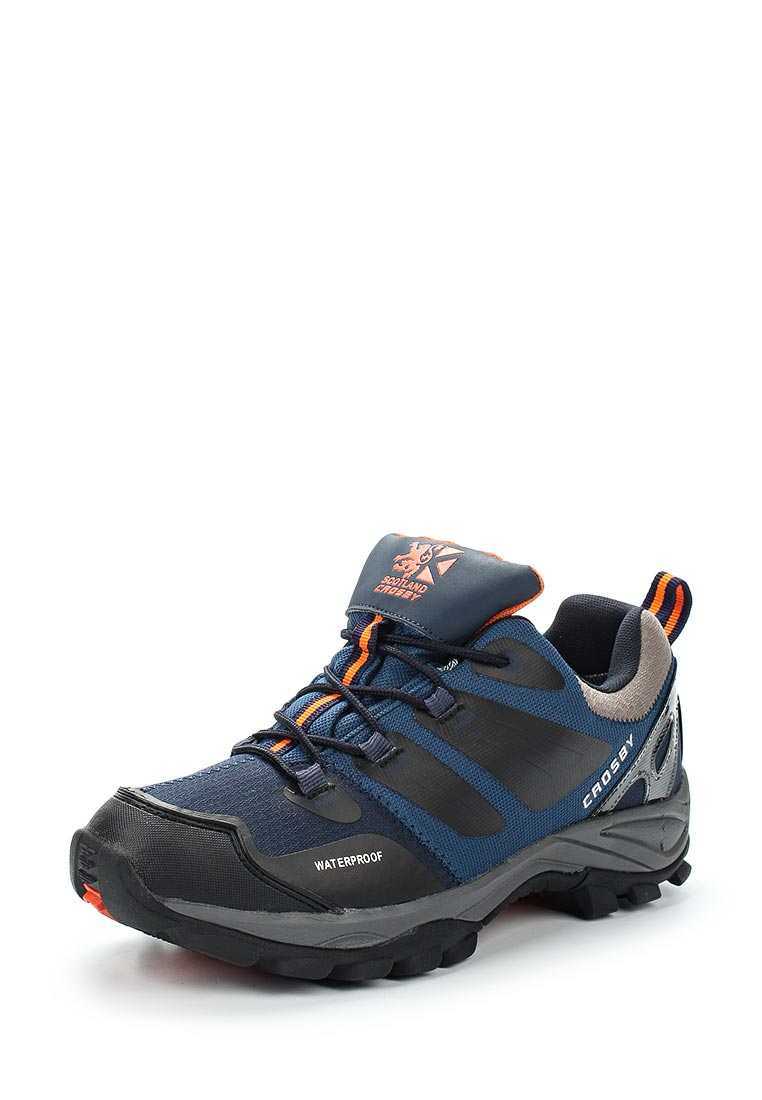 Спортивные мужские ботинки CROSBY 478238/01-02