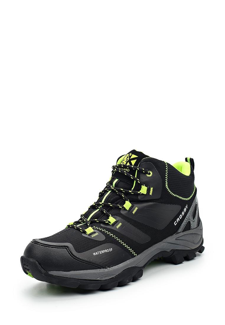 Спортивные мужские ботинки CROSBY 478239/01-01