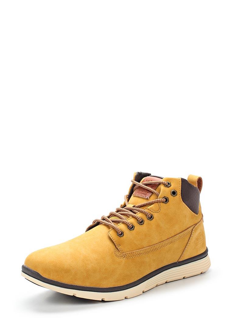 Мужские ботинки CROSBY 478264/01-02