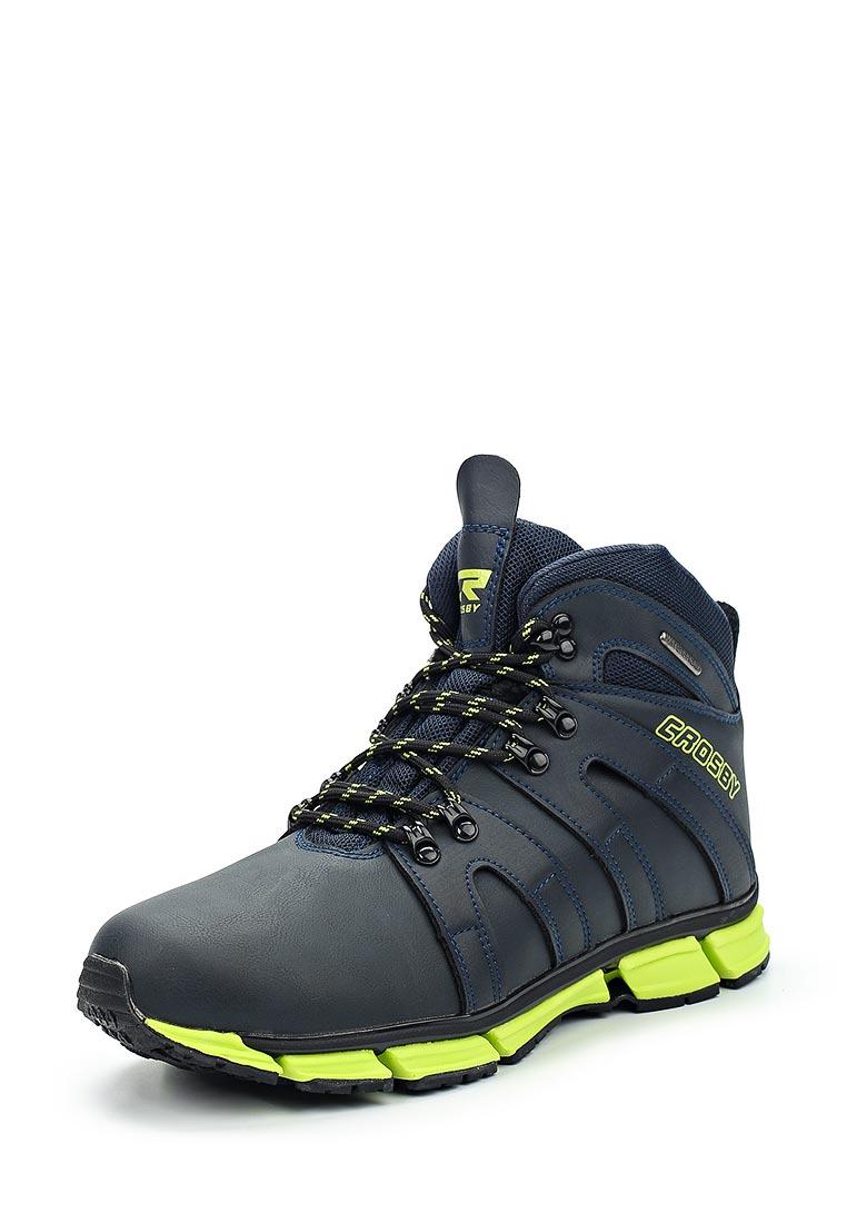 Спортивные мужские ботинки CROSBY 478337/01-01