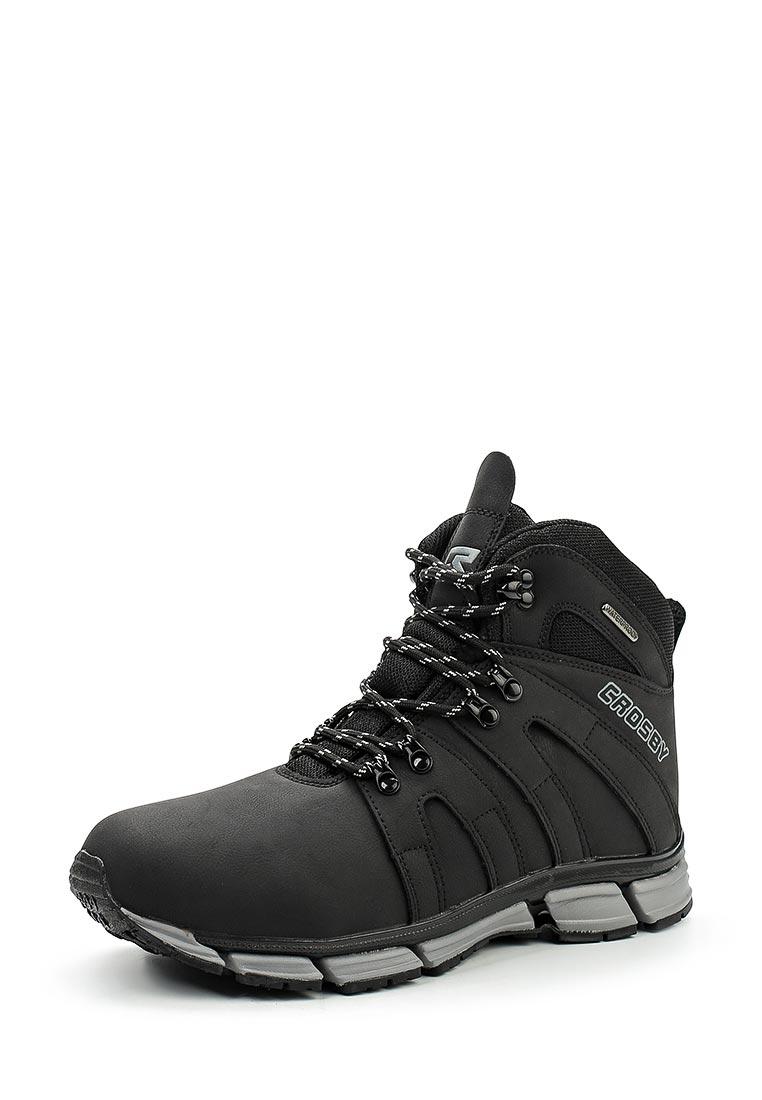 Спортивные мужские ботинки CROSBY 478337/01-02