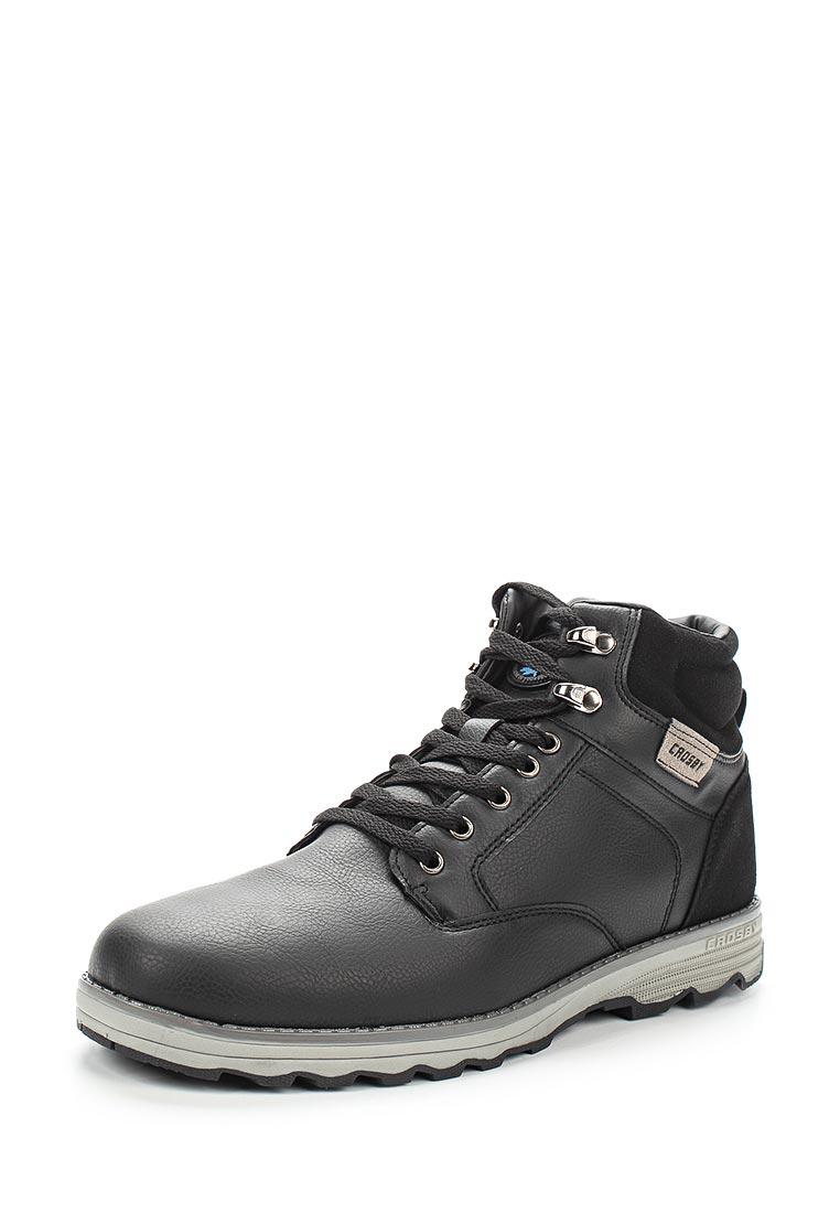 Мужские ботинки CROSBY 478369/01-01