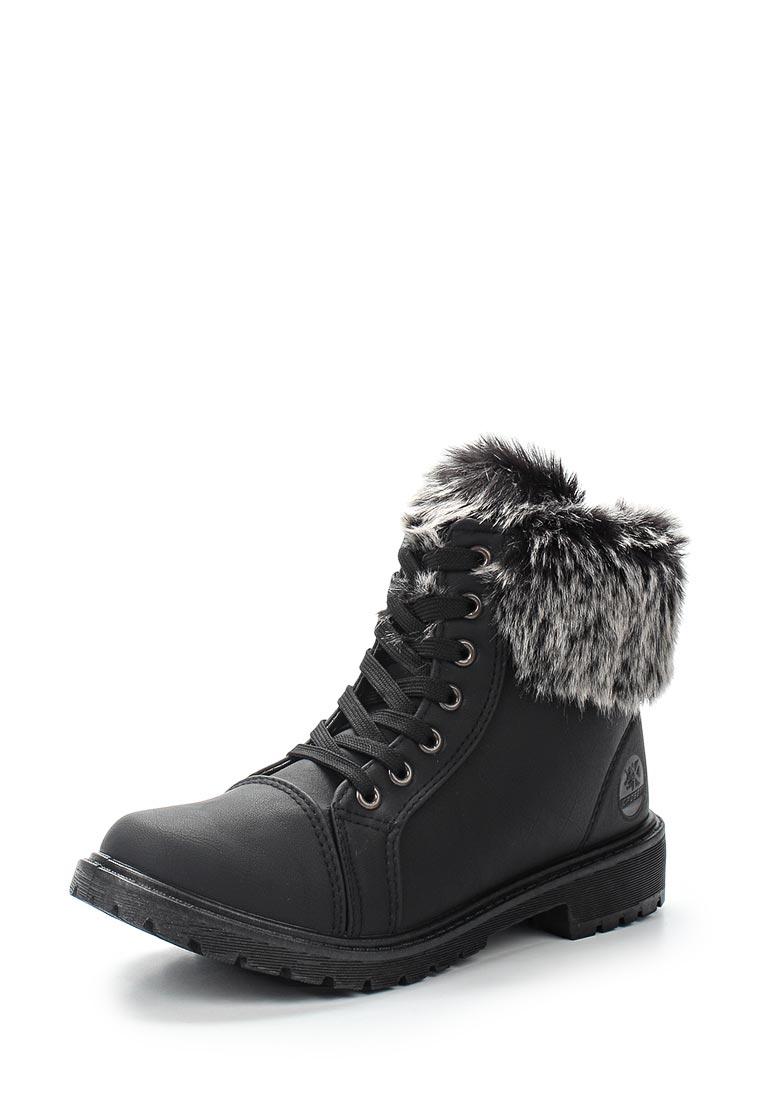 Женские ботинки CROSBY 278463/02-03