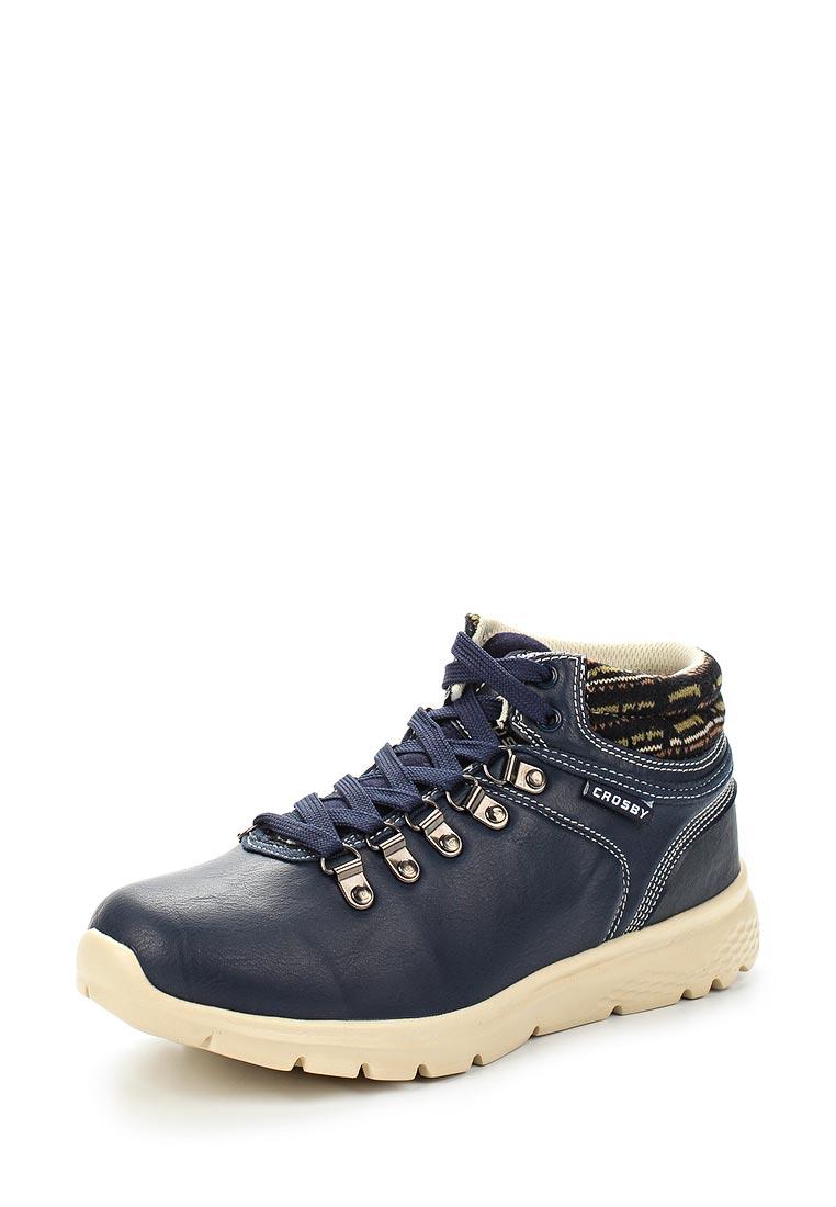 Женские ботинки CROSBY 478009/02-02