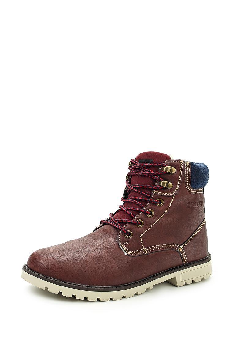 Женские ботинки CROSBY 478015/02-01