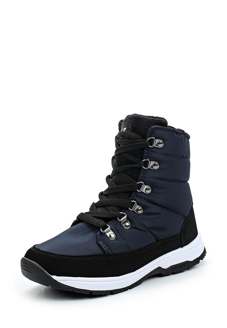 Женские ботинки CROSBY 478234/01-01