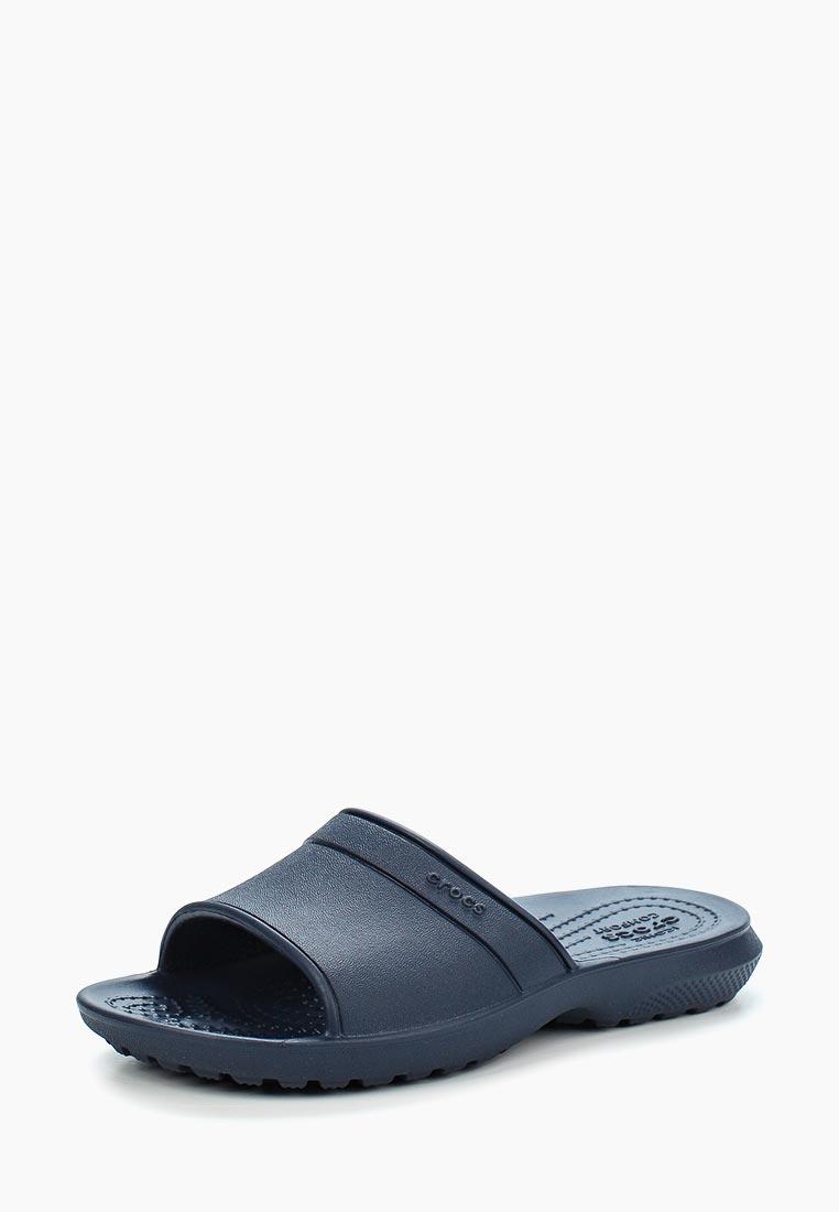 Сланцы для мальчиков Crocs (Крокс) 204981-410