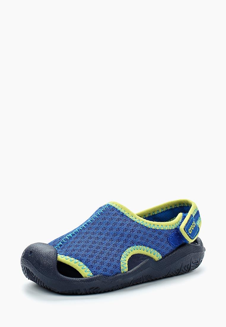 Сандалии для мальчиков Crocs (Крокс) 204024-4HD