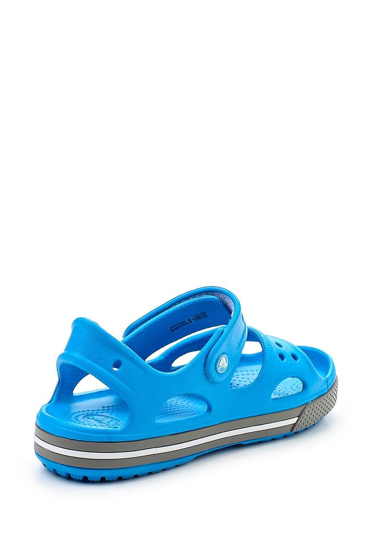 Сандалии для мальчиков Crocs (Крокс) 14854-4FM: изображение 2