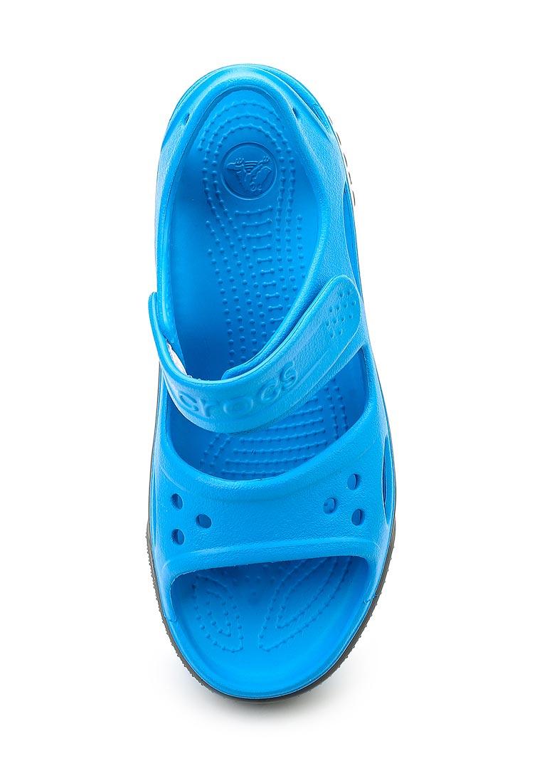 Сандалии для мальчиков Crocs (Крокс) 14854-4FM: изображение 4