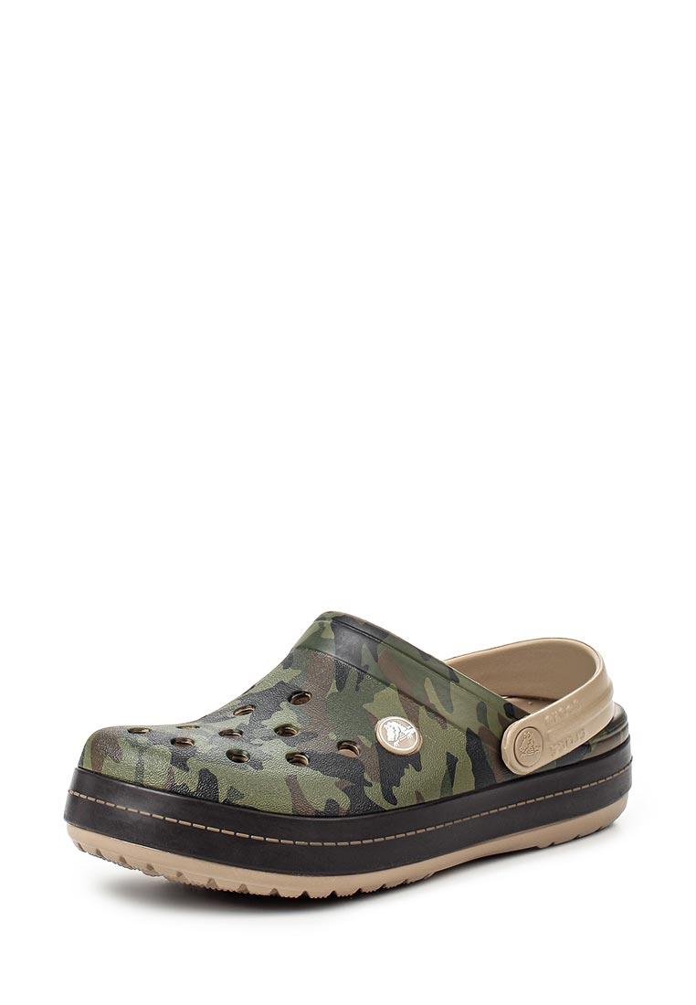 Сланцы для мальчиков Crocs (Крокс) 204538-2G9