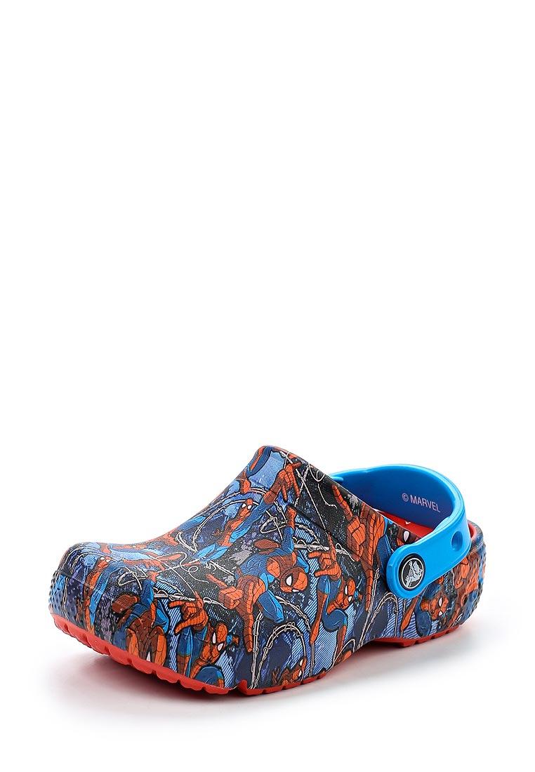 Сланцы для мальчиков Crocs (Крокс) 204121-8C1