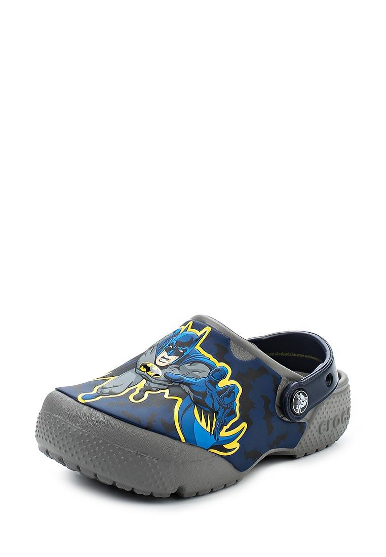 Сланцы для мальчиков Crocs (Крокс) 204452-019