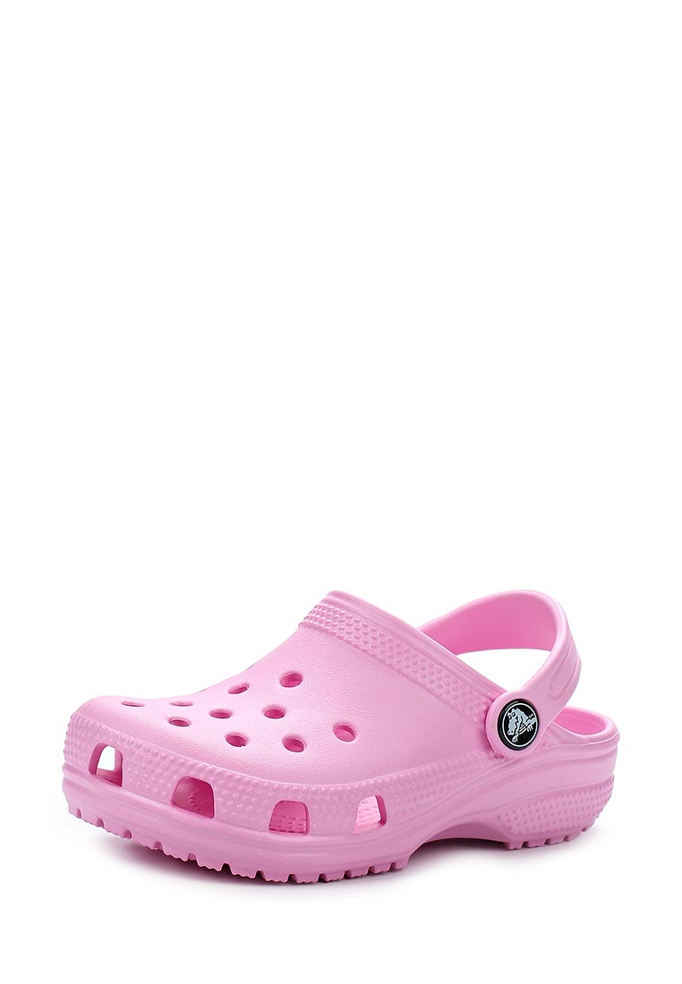 Сланцы для девочек Crocs (Крокс) 204536-6I2