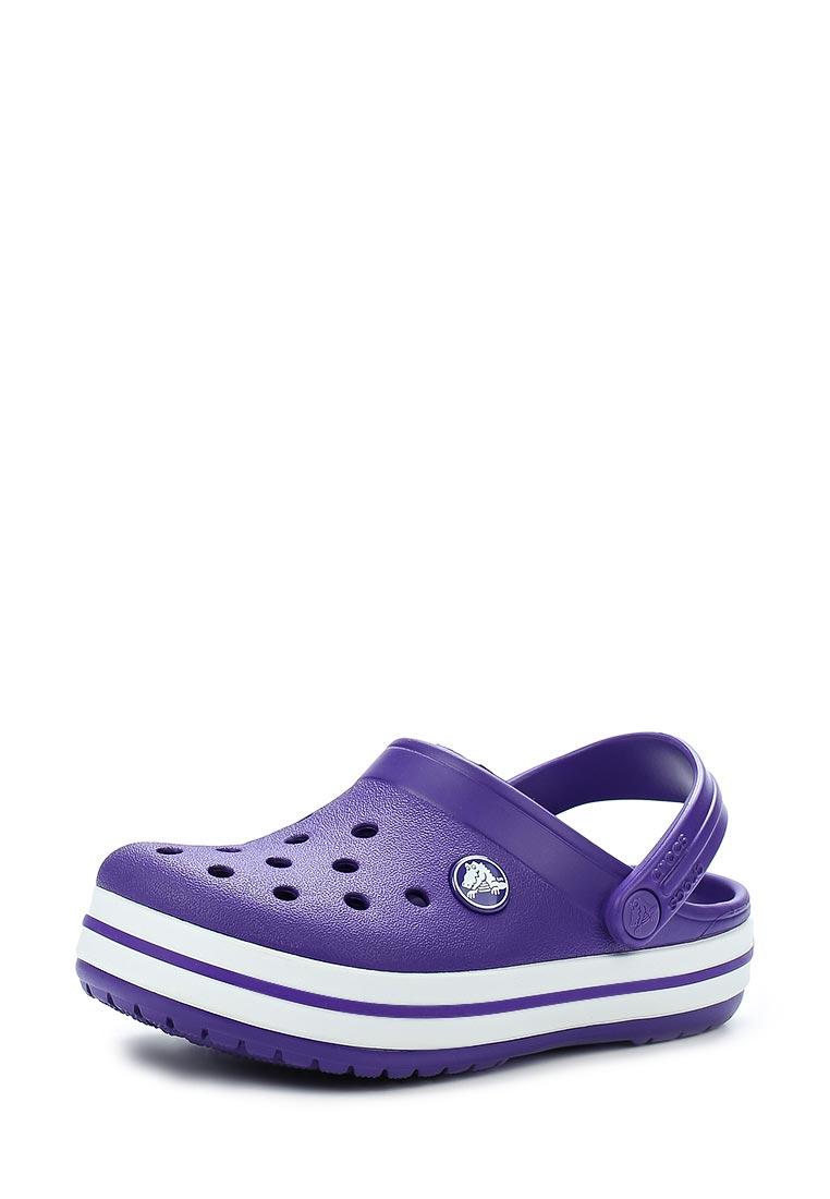 Сланцы для девочек Crocs (Крокс) 204537-50L