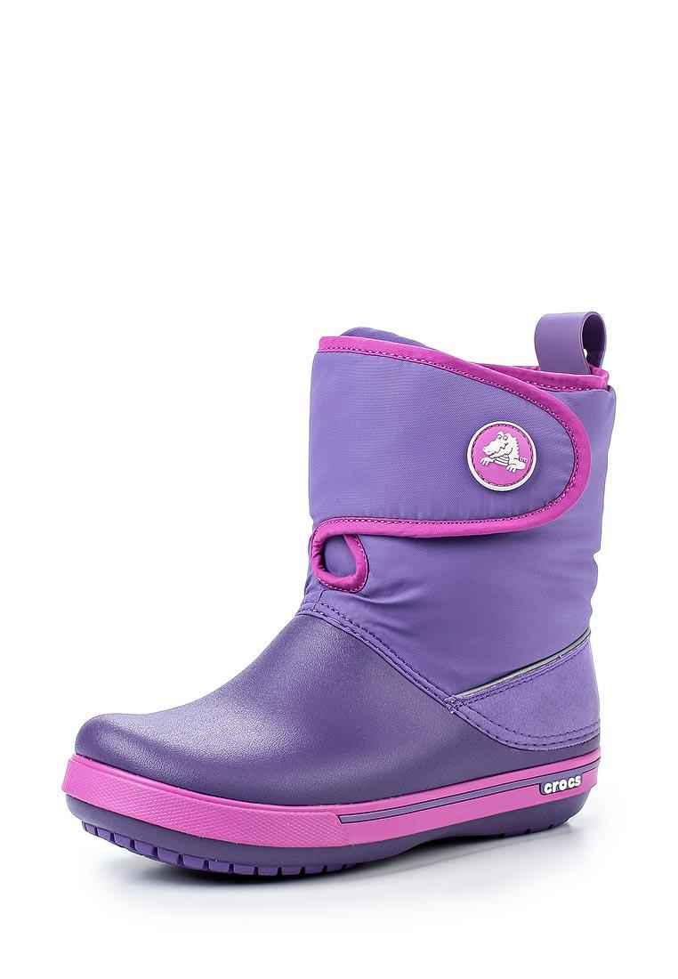 Сапоги для девочек Crocs (Крокс) 12905-5K4