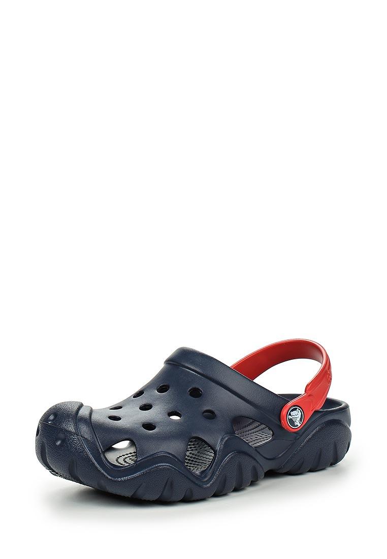 Сланцы для девочек Crocs (Крокс) 202607-4BA