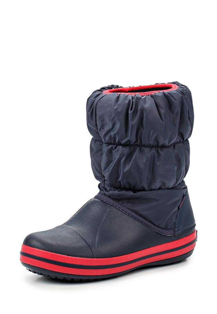 Дутики для девочек  Crocs (Крокс) 14613-485