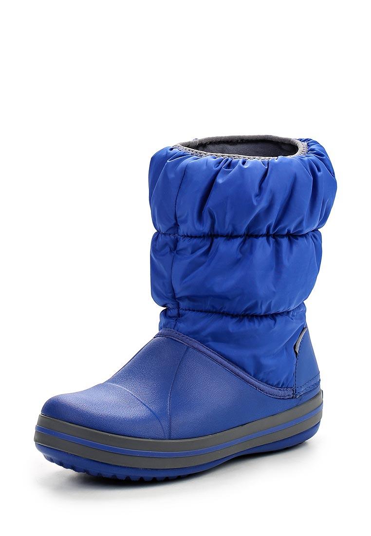Дутики для девочек  Crocs (Крокс) 14613-4BH