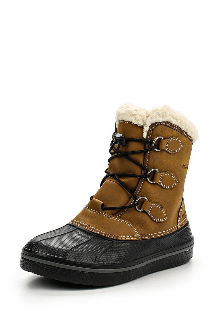 Ботинки для девочек Crocs (Крокс) 203671-209