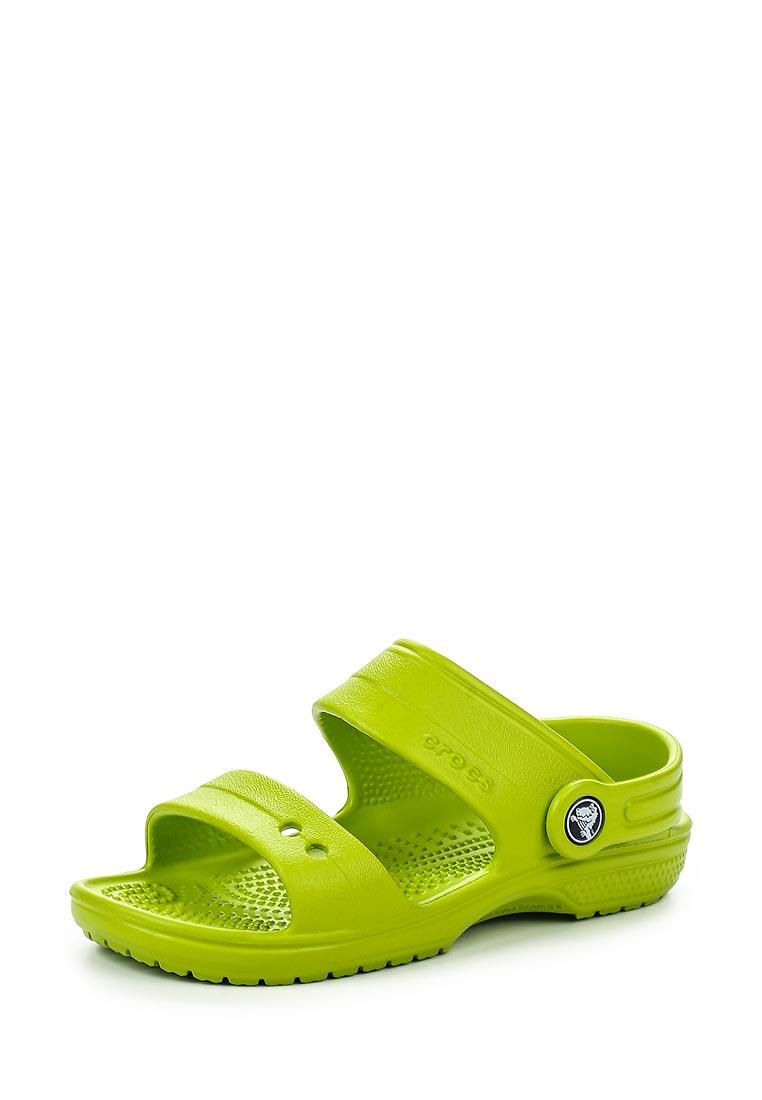 Сланцы для мальчиков Crocs (Крокс) 200448-395