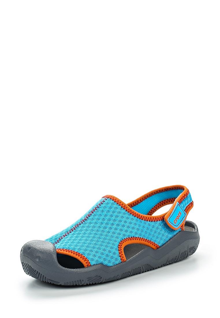 Сандалии для мальчиков Crocs (Крокс) 204024-43I