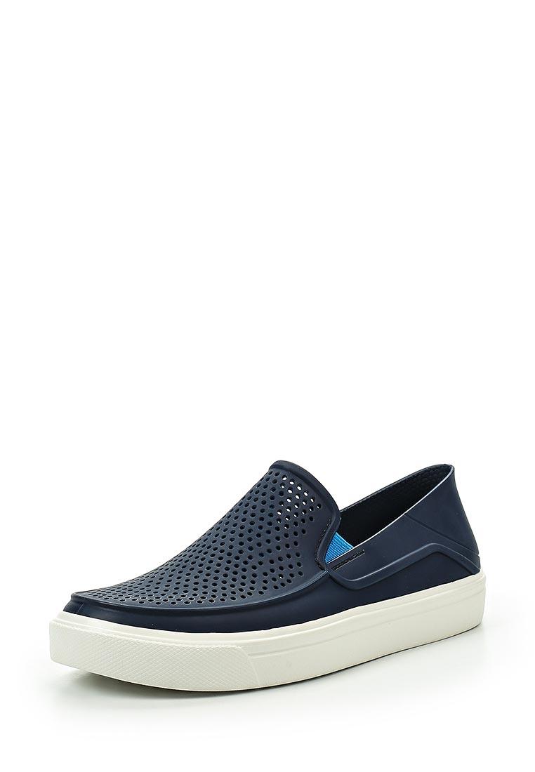 Мокасины для мальчиков Crocs (Крокс) 204026-410