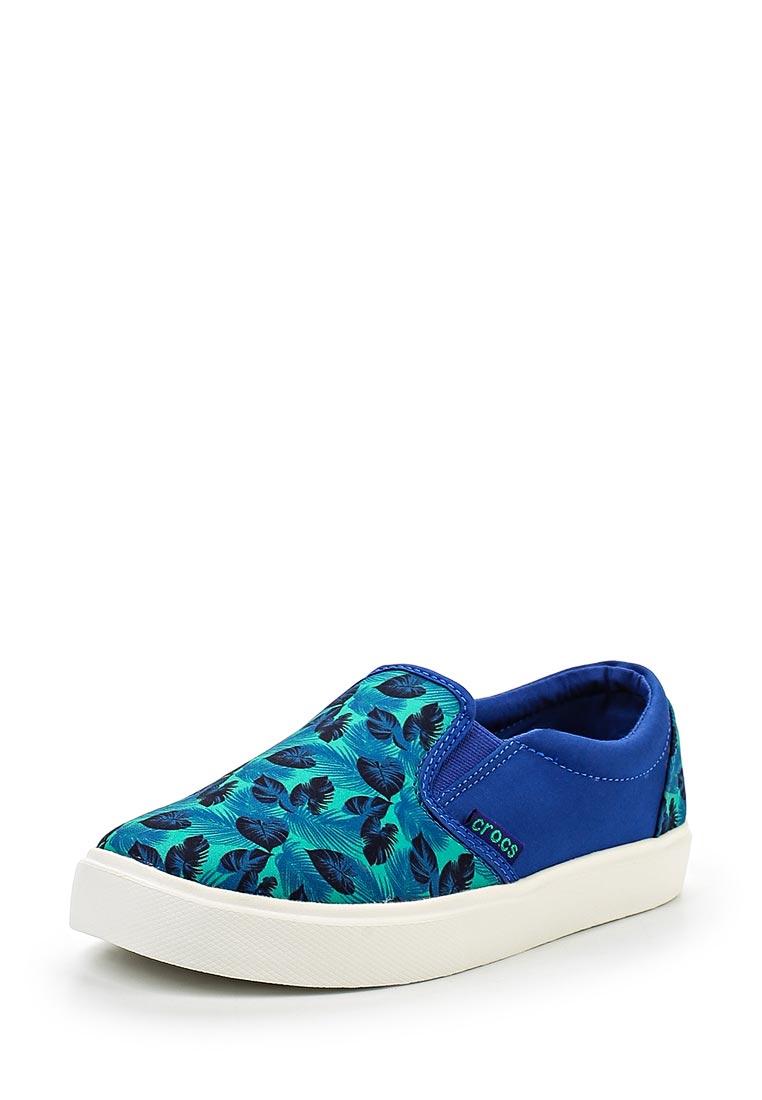 Мокасины Crocs (Крокс) 204117-3Q4