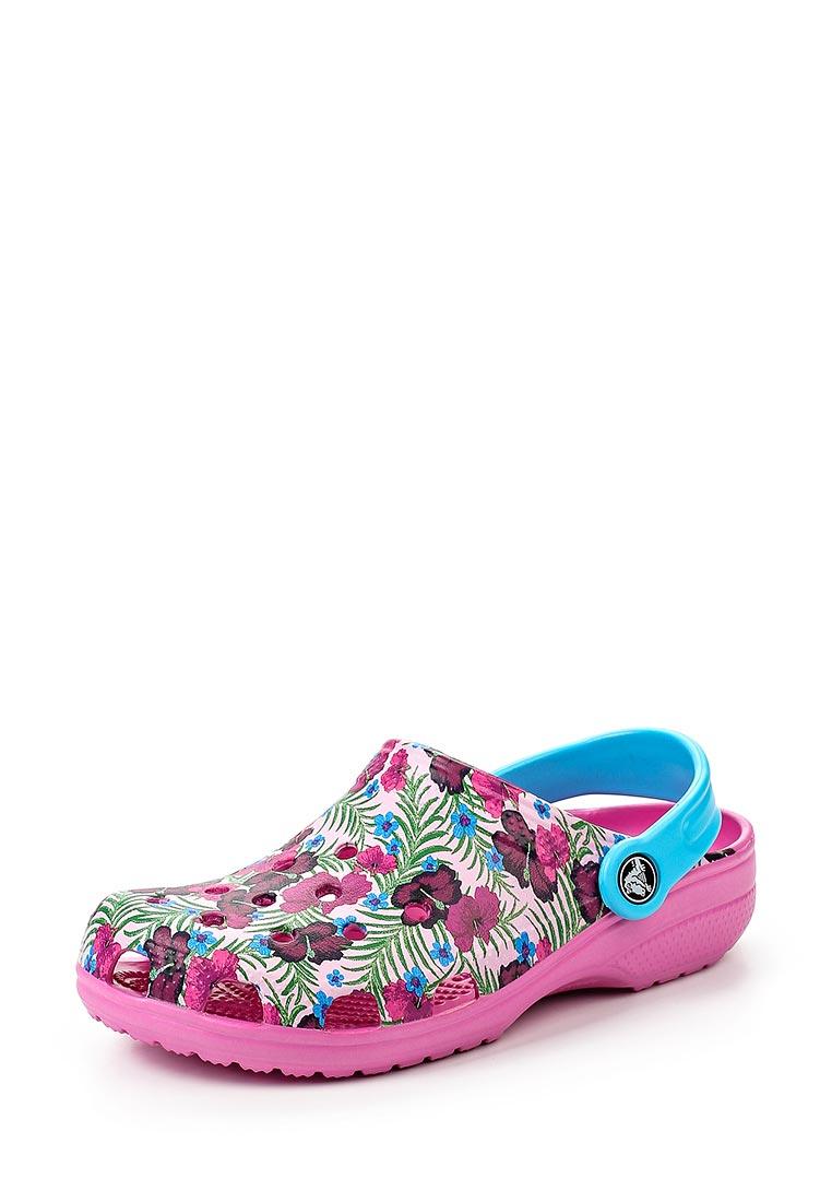 Сланцы Crocs (Крокс) 204118-90Q