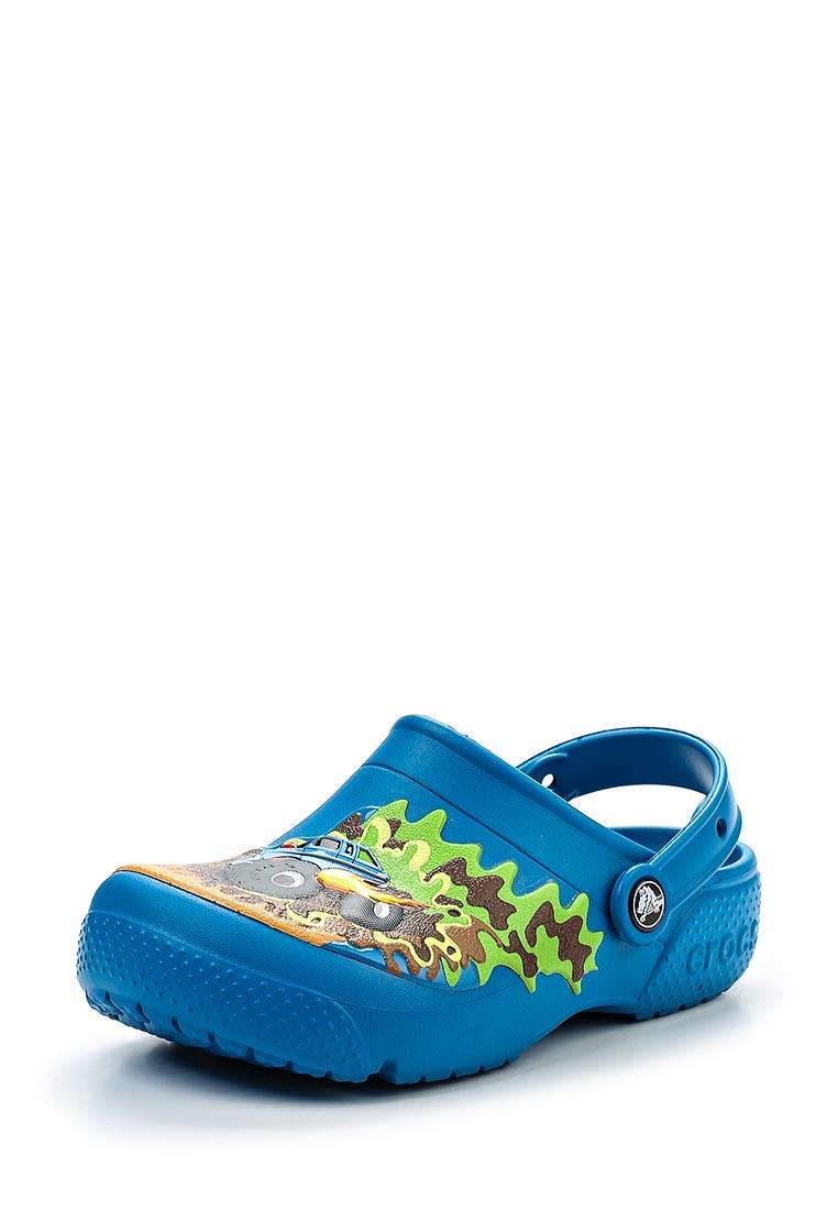Сланцы для мальчиков Crocs (Крокс) 204119-945