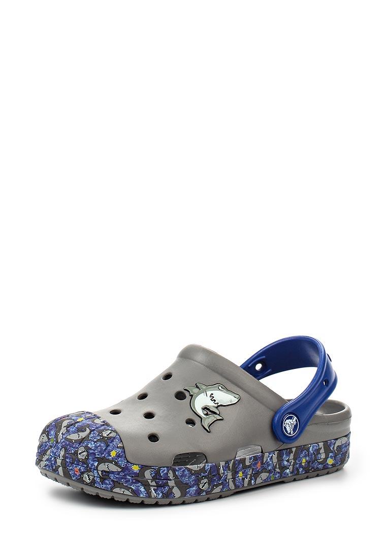 Сланцы для мальчиков Crocs (Крокс) 204126-05J